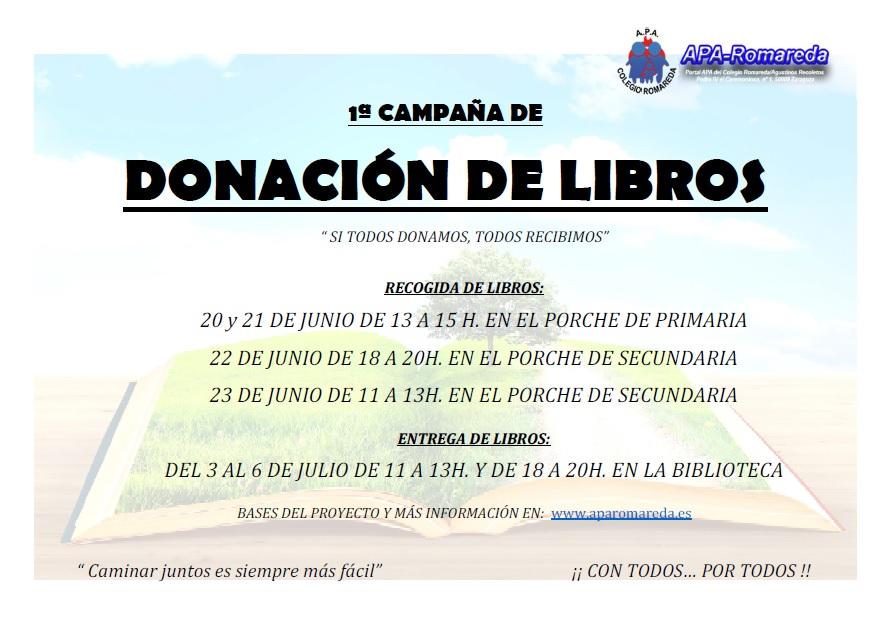 Banco De Libros Apa Romareda